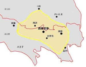 武蔵野台地450
