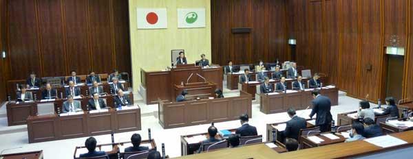 西東京市議会本会議