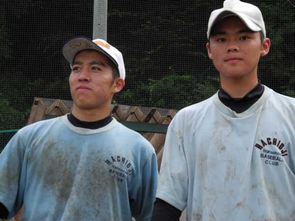 八王子高校野球部